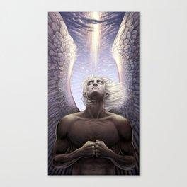 Sariel Canvas Print
