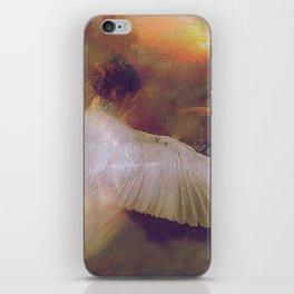 Behind the mirror iPhone Skin