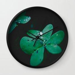 The Crying Heart Wall Clock