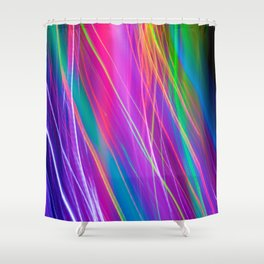 Saturn 2 Shower Curtain