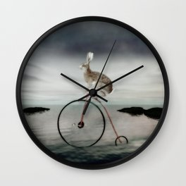 travelling dandy Wall Clock