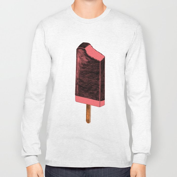Keep Cool  (strawberry) Long Sleeve T-shirt