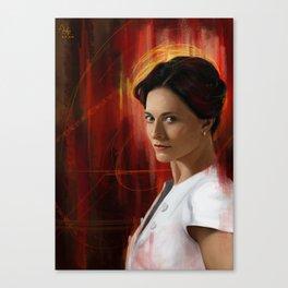 Irene Adler Canvas Print