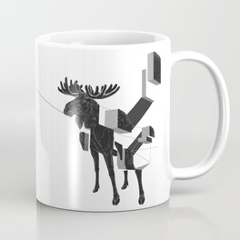 moose_deconstructed Coffee Mug