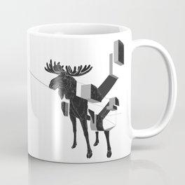 moose_deconstructed Coffee Mug