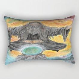 The Ritual. Rectangular Pillow