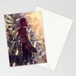 DX: Adam Jensen Stationery Cards