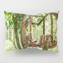 """In Memory"", Killing Fields, Cambodia Pillow Sham"