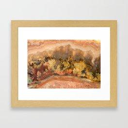 Idaho Gem Stone 13 Framed Art Print