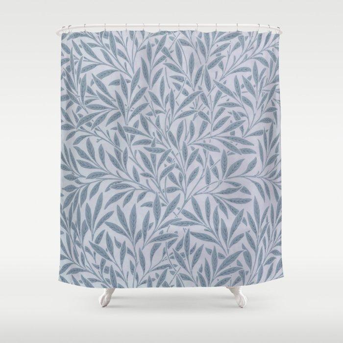 William Morris Willow 4 Shower Curtain