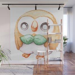 Rowlet - Pocket Monster Wall Mural
