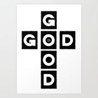 GodIsGood Art Print