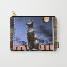 Dreaming of Schrödinger - Who Let the Cat Out? Carry-All Pouch