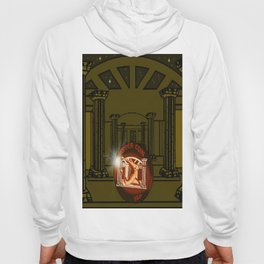 Necropolis Coin Copper at Twilight 5 Hoody