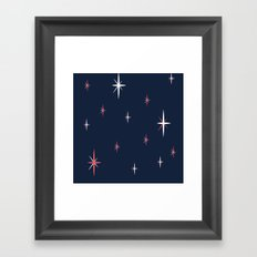 When You Wish Upon A Star Framed Art Print
