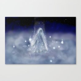 Keeper of the Wisps Canvas Print
