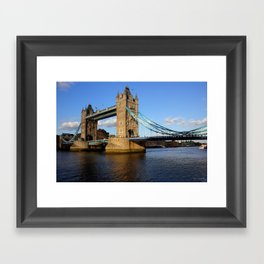 Tower Bridge - London Framed Art Print