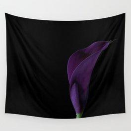 The Calla Purple 2 Wall Tapestry