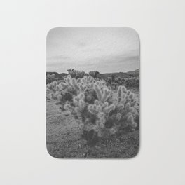Cholla Cactus Garden IX Bath Mat