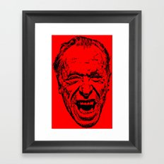 Outlaws of Literature (Charles Bukowski) Framed Art Print