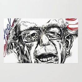 Feel the Bern (Patriotic) Rug