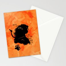 Our Fate Lives Within Us Stationery Cards