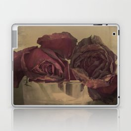 The veins of Roses Laptop & iPad Skin