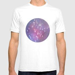 Galaxy Birds T-shirt