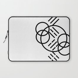 3-4-5-6_001_bw Laptop Sleeve