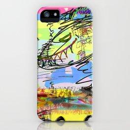 Deth-centric iPhone Case