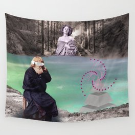 Virtual Reality  Wall Tapestry