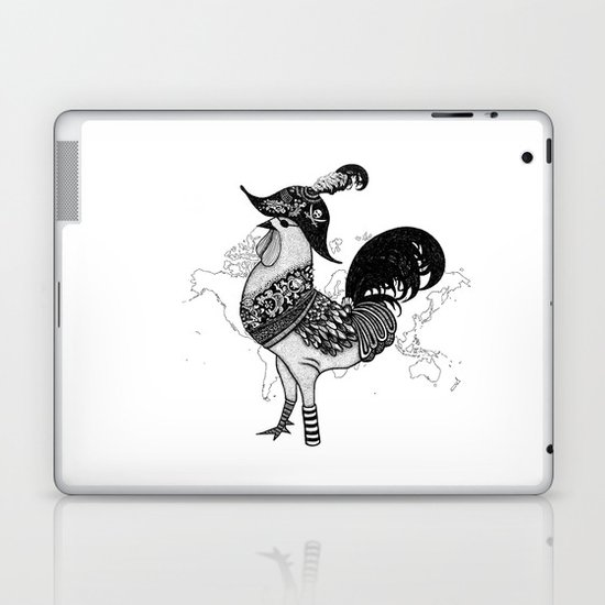 Pirate Laptop & iPad Skin