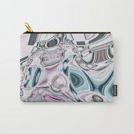 Abstract Liquid Gems 1 Carry-All Pouch