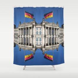 Reichstag, Berlin Shower Curtain