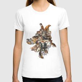 Legion of Canines T-shirt
