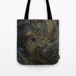 Eye Of The Reptile Tote Bag