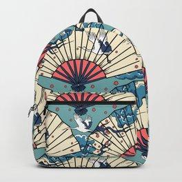 Oriental FanTasy Backpack
