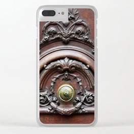 Parisian Chic Clear iPhone Case