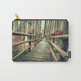 Love, bridge. Carry-All Pouch