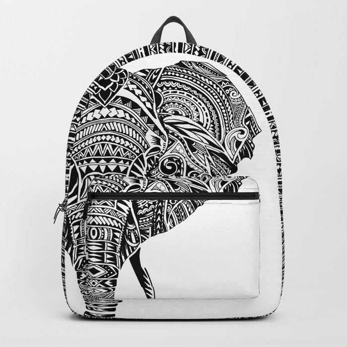 Polynesian Elephant Backpack
