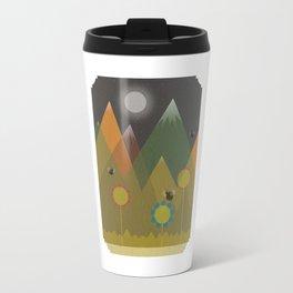 Night hills Travel Mug