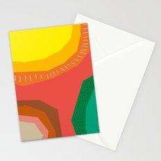 Polka Dots and Moonbeams Stationery Cards