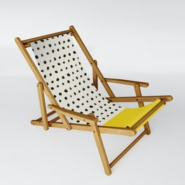 Sunshine x Dots Sling Chair