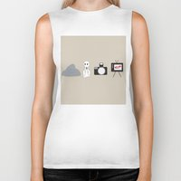 rocky horror picture show Biker Tanks featuring Rocky Horror Picture Show Picture Show by karebear0025
