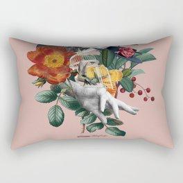 Fiesta de la Primavera Rectangular Pillow