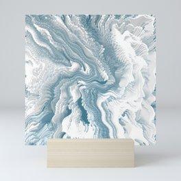 Abstract pattern 222 Mini Art Print