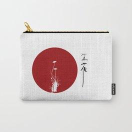 Ikebana Carry-All Pouch