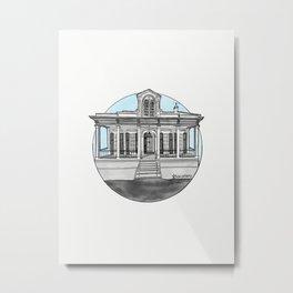 Nw Orleans Metal Print