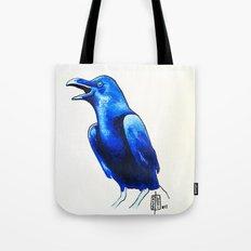 Corvo Blu Tote Bag