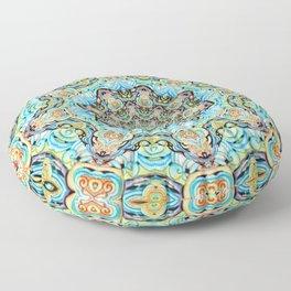 Mandala Tapestry Floor Pillow